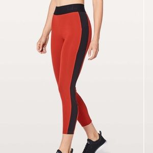 Lululemon Box It Out Tights | size 8